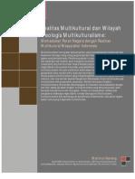 Realitas Multikultural dan Wilayah Ideologis Multikulturalisme