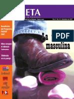 Violeta 16 | La violencia masculina