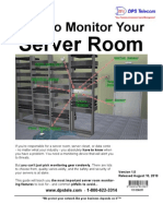 Server Room Monitoring