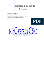 as CISC e RISC