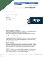 TypeFocus Sample Report