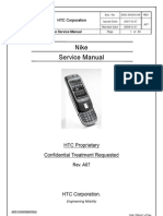 HTC Niki Service Manual