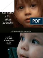 LOS NIÑOS DE NADIE