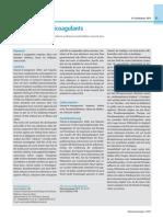Antigos e Novos Anticoagulantes Schattauer
