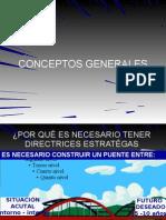 Conceptos Generales y Foda