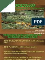 AGROECOLOGÍA - UNA CIENCIA BASADA EN UNA  FILOSOFÍA DE VIDA