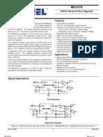 MIC4576WU Data Sheet