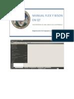 Manual Flex y Bison en Qt