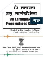 Earthquake Preparedness Guide for Home Dwellers