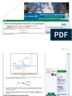 Www.engineersdaily.com 2011 05 Richter Scale Magnitude Calculation Of