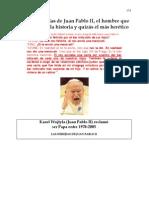 Por qué Juan Pablo II no fue Papa
