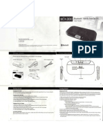 BCX 300 Manual