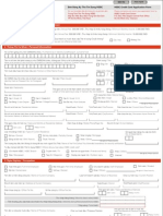 Credit Card Application Form- HSBC