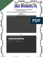 Les étapes d'installation WINXP