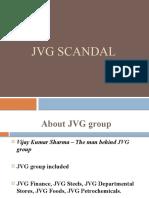 JVG Scandal