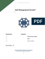 Hospital Management System007