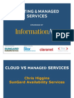 PDF - Chris Higgins - Cloud vs Managed Services