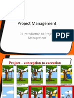 01 Inroductioon to Project Management