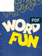 Word Fun - Otto de Costa