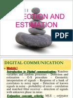 DC Digital Communication MODULE I
