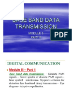 DC Digital Communication MODULE III PART2