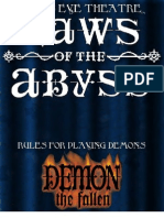 Laws of the Abyss 1.1