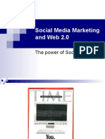 Social Media Marketing Web 2.0