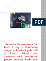 Samarium 2