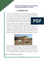 LOS 7 HÁBITOS DE LAS PERSONAS ALTAMENTE EFICACES