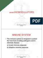 immunomodulators