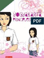 The Yogyakarta Principles - in comic form
