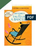 Blyton Enid Histoires du fauteuil à bascule