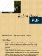 robin hood case study strategy management What problems does robin hood have what issues need to be addressed it will not be a simple matter for robin hood to pursue a strategy while the case states.