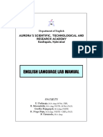 ELCS Lab Manual I Yr- 2009-10