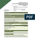 Syllabus Excel