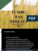 TUMBUHAN SEREALIA