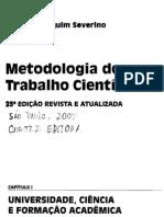 metodologia de trabalhos