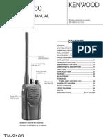 TK-2160 Service Manual (2003) B51-8652-00(S)1214