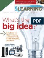 Tech Learning 04 2011
