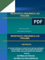 Estresse Resposta Organica Ao Trauma Cirurgico