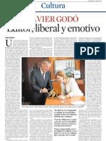 Pilar Rahola entrevista a Javier Godó I