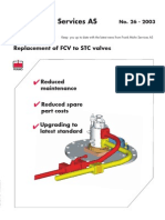 26-Replacement of FCV to STC Valves
