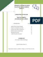 Practica No. 4 Excitabilidad Del Nervio i. Fisiologia