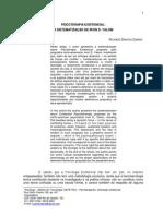 Cabral, Ricardo - Psicoterapia Existencial - A sistematização de Irvin D Yalom