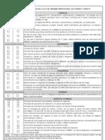 REQUISITOS PARA CRÉDITOS DE LA LEY DEL RÉGIMEN PRESTACIONAL DE VIVIENDA Y HÁBITAT