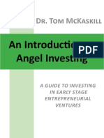 Mckaskill Intro to Angel Investing