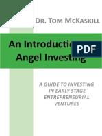 Mckaskill Intro to Angel Investing