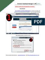 Tutorial - Comó Decargar e Instalar INTERNET DOWNLOAD MANAGER 6.05 (IDM) by LEONARDO CORDERO