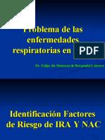 Problema de Las Enfermedades Respiratorias en Chile