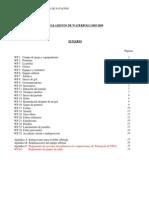 Reglamento 2005-2009